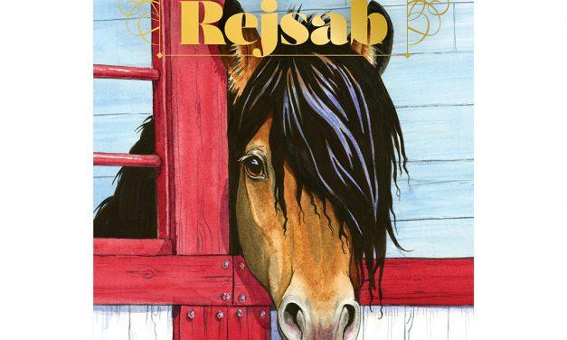Ny kapitelbok med Stallgänget på Tuva: Du och jag, Rejsab