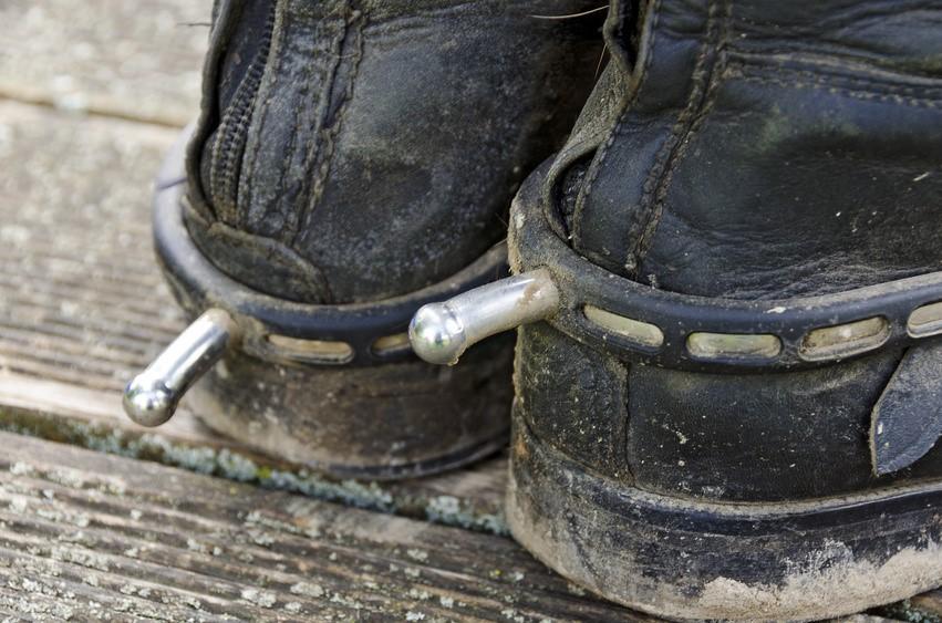 Ta hand om dina ridskor och stövlar – så håller de längre