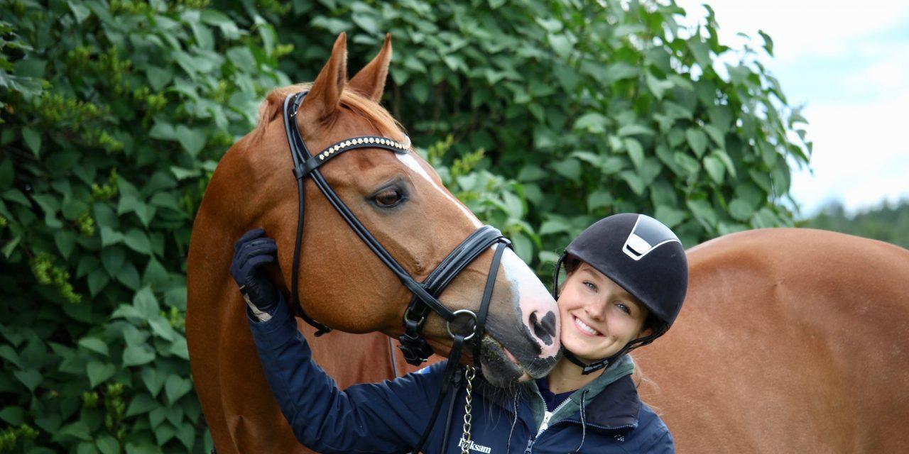 """Nina Rademaekers: """"Kärleken till hästarna är det viktigaste"""""""
