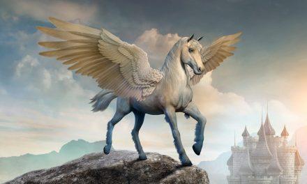 Magiska hästar i mytologin