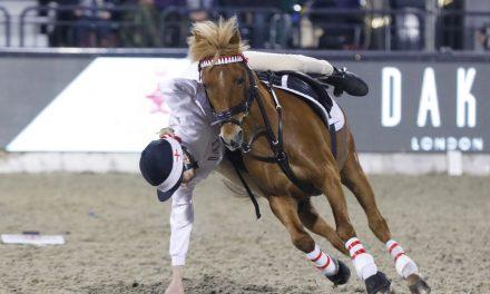 Mounted games – fort och spännande