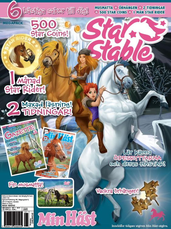 NYHET: Presentpåse med Star Stable!