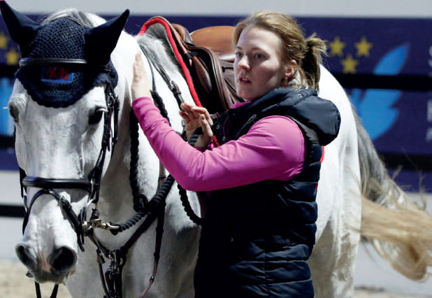 Landets bästa hästskötare – Malin Henlöv