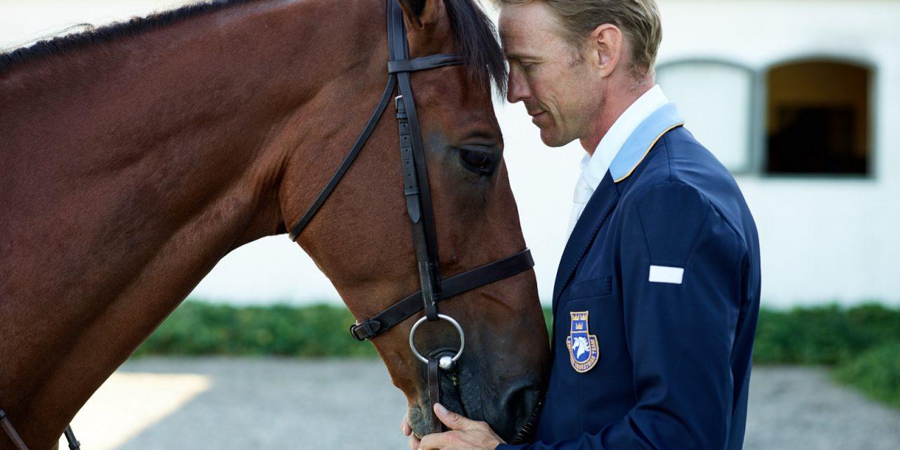 EM-guld till Peder Fredricson och H&M All In - Min Häst