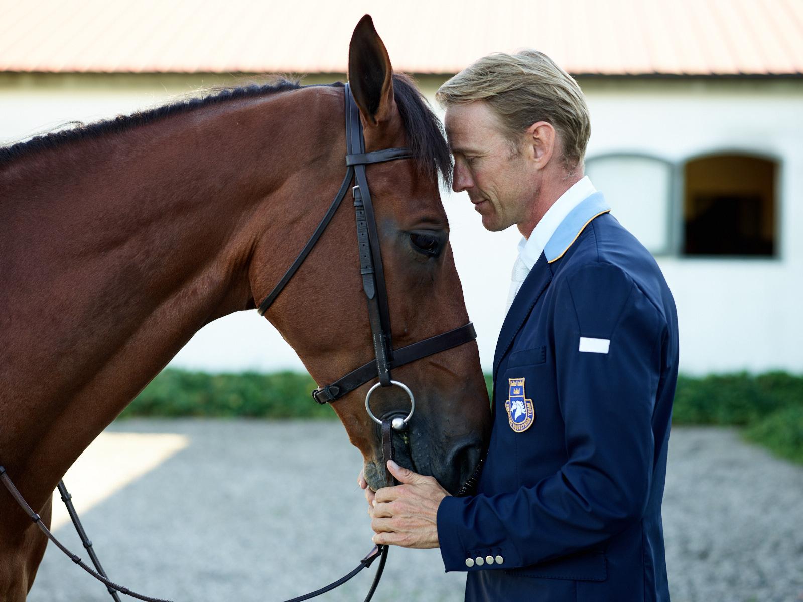 EM-guld till Peder Fredricson och H&M All In