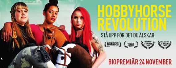 Ny film – Hobbyhorse revolution